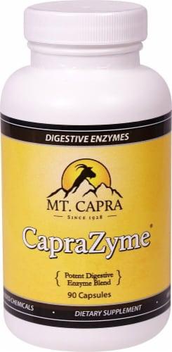 Mt. Capra Products  CapraZyme™ Perspective: front