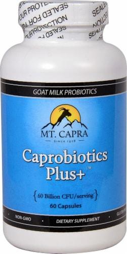 Mt. Capra Products  Caprobiotics Plus+™ Perspective: front