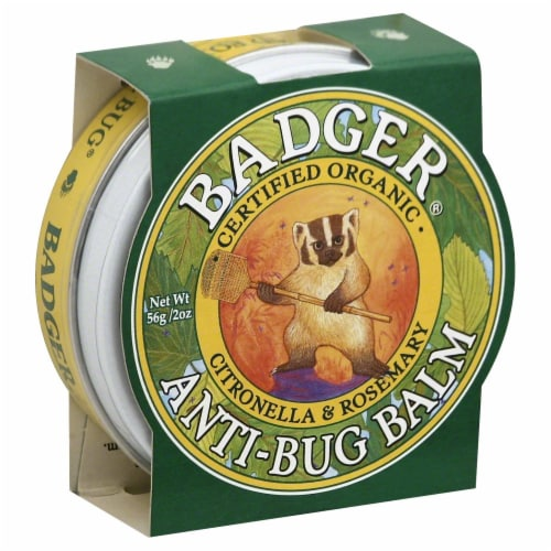 Badger Anti-Bug Balm Perspective: front