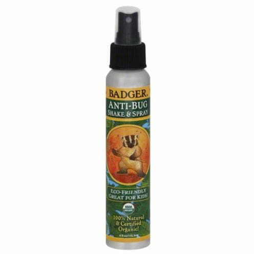 Badger Anti-Bug Shake & Spray Perspective: front