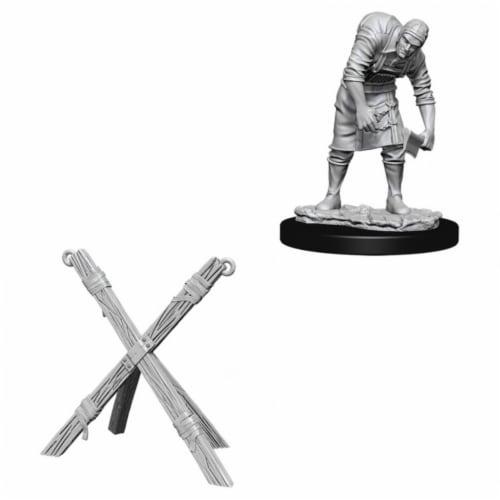 WizKids WZK73424 Assistant & Torture Cross W6 WizKids Deep Cuts Miniatures Perspective: front