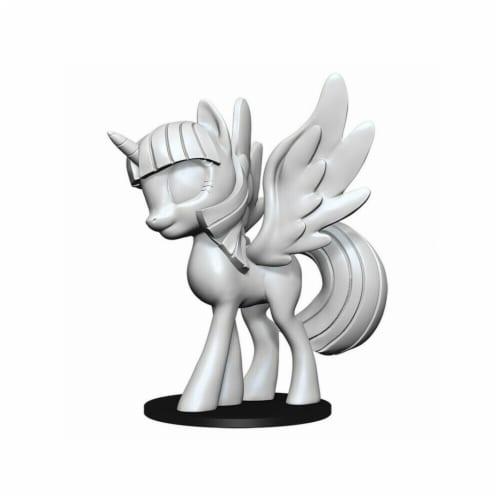 WizKids WZK73688 My Little Pony Deep Cuts-Twilight Sparkle Miniature Perspective: front