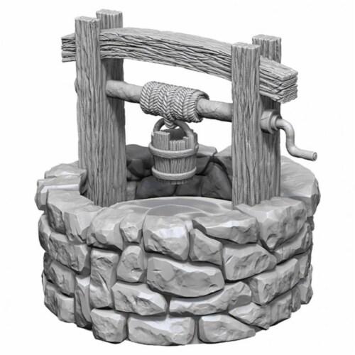 WizKids WZK73863 Deep Cuts-Well W10 Miniature Perspective: front