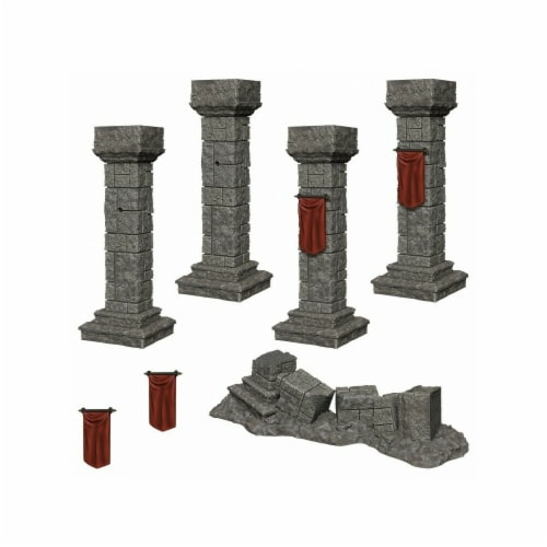 WizKids WZK90046 Deep Cuts & Pillars & Banners W11 Miniature Perspective: front