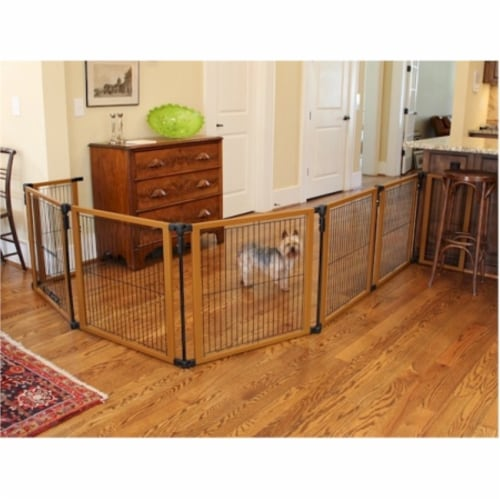 The Perfect Pet Gate Perspective: front
