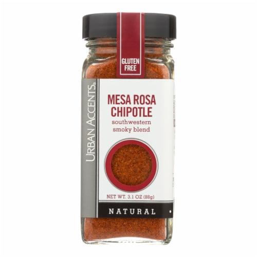 Urban Accents Mesa Rosa Chipotle Seasoning Perspective: front