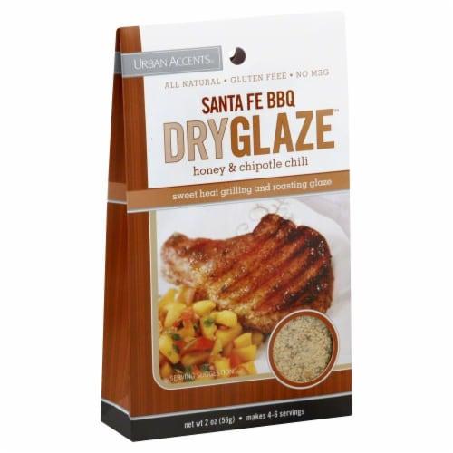 Urban Accents Santa Fe BBQ Dry Glaze Perspective: front