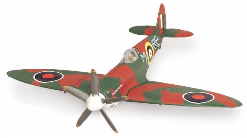 Sky Pilot Classic Plane Model Kit (1:48 Scale), Spitfire Perspective: front