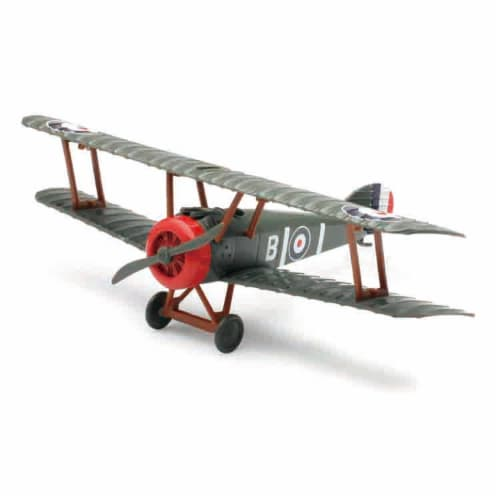 Snap Together Model Sopwith Camel F.1 Perspective: front