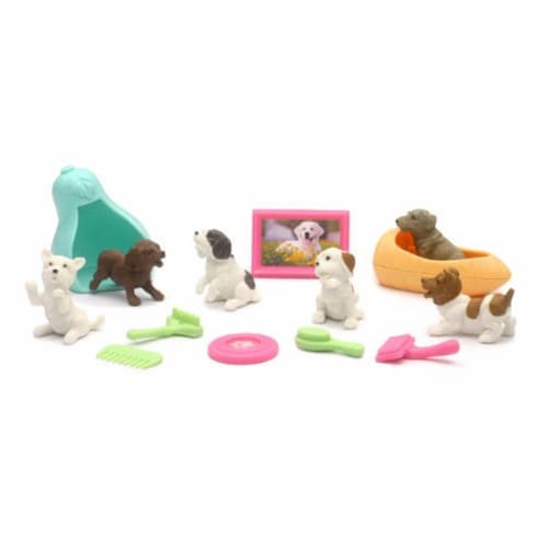 My Best Friend (Blister Pack), Puppies Style D Perspective: front