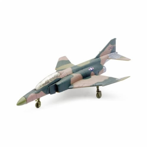 Snap Together Model Lockheed F-4 Phantom Perspective: front