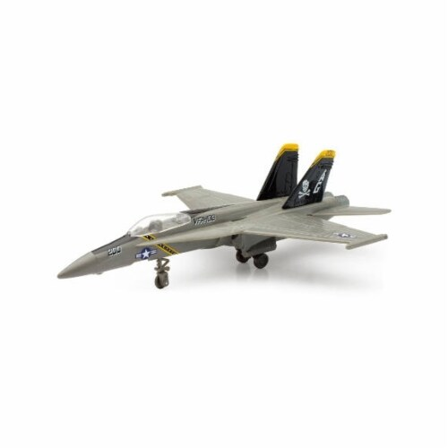 Snap Together Model Lockheed F/A-18 Hornet Perspective: front