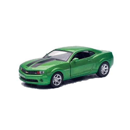 1/32 Die-Cast Car With Pullback Action, Chevrolet Camaro SS Perspective: front