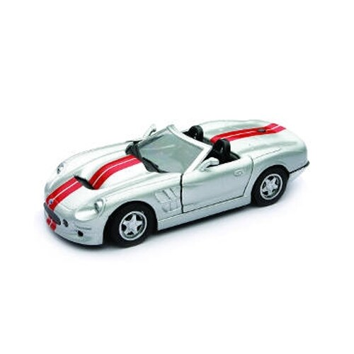 1/32 Die-Cast Car With Pullback Action, Shelby Series 1 Perspective: front