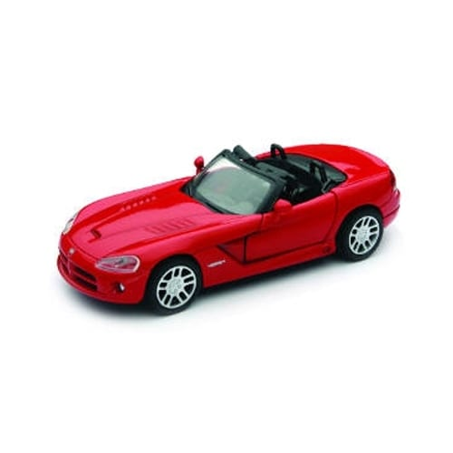 1/32 Die-Cast Car With Pullback Action, Dodge Viper SRT/10 Perspective: front