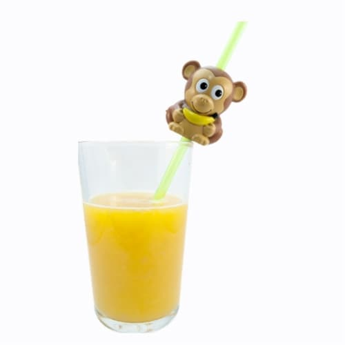 Sip n' Sound Straw, Monkey Perspective: front