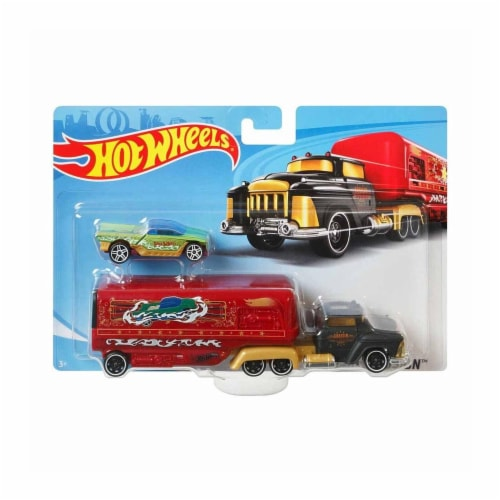 Hot Wheels Super Rig, Cruisin' Illusion Perspective: front
