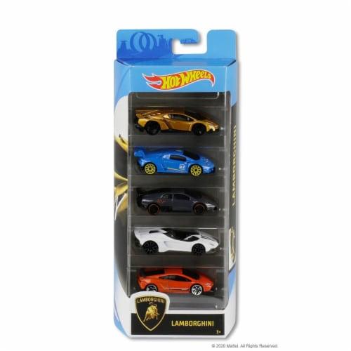 Hot Wheels 5 Pack, Lamborghini Perspective: front