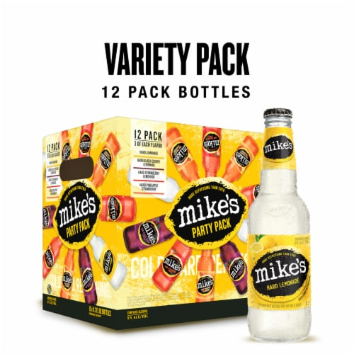 Mike's Hard Variety Pack Perspective: front