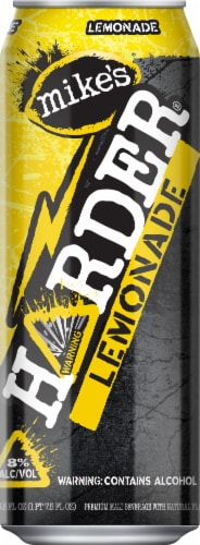 Mike's Harder Lemonade Perspective: front