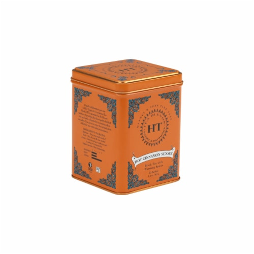 Harney and Sons - Tea - Hot Cinnamon Spice - Case of 4 - 20 Count Perspective: front