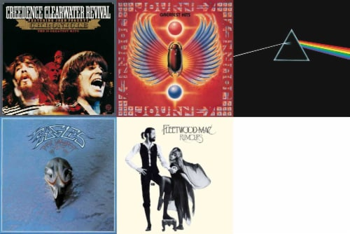 Various Artists: Classic Rock Bundle Perspective: front