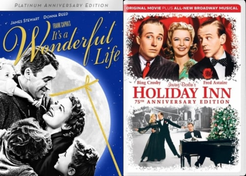 Its a Wonderful Life and Holiday Inn Holiday DuoPack (DVD) Perspective: front