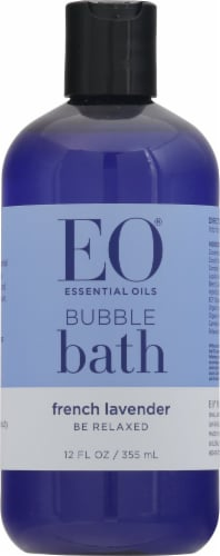 EO Serenity Bubble Bath Perspective: front