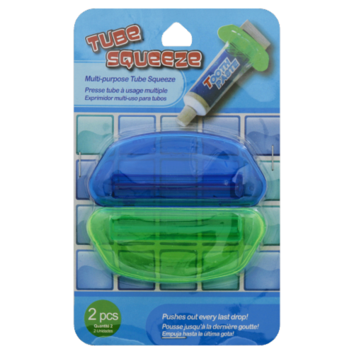 Brite Concepts Tube Squeeze Perspective: front