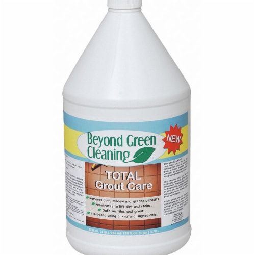 Beyond Green Cleaning Tile and Grout Cleaner,1 gal.,Jug,PK4  9901-004 Perspective: front