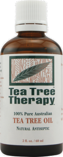 Tea Tree Therapy Tea Tree Oil Perspective: front