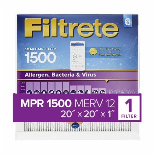 Filtrete™ 1500 MPR Smart Air Filter Perspective: front