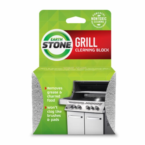 GrillStone Grill Cleaning Block Perspective: front