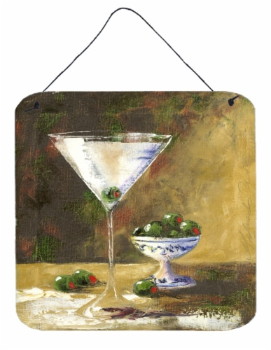 Olive Martini by Malenda Trick Wall or Door Hanging Prints Perspective: front