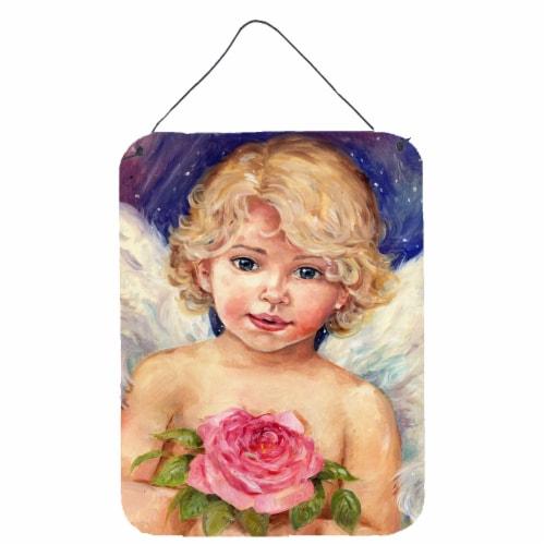 Little Angel by Debbie Cook Wall or Door Hanging Prints Perspective: front