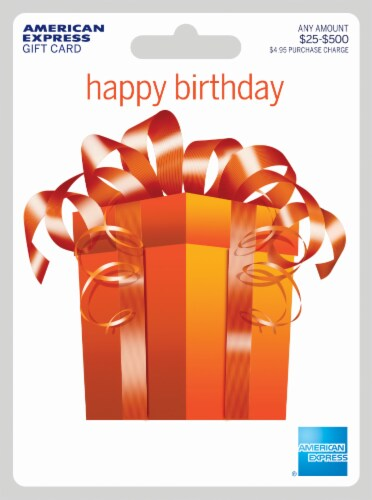 Frys american express happy birthday 25 500 gift card american express happy birthday 25 500 gift card perspective front bookmarktalkfo Gallery