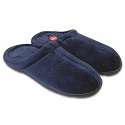 Comfort Gifts Memory Foam Slippers- Medium- Unisex (Medium Insoles) Perspective: front