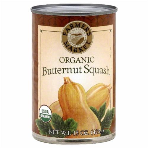 Farmer's Market Organic Butternut Squash Perspective: front