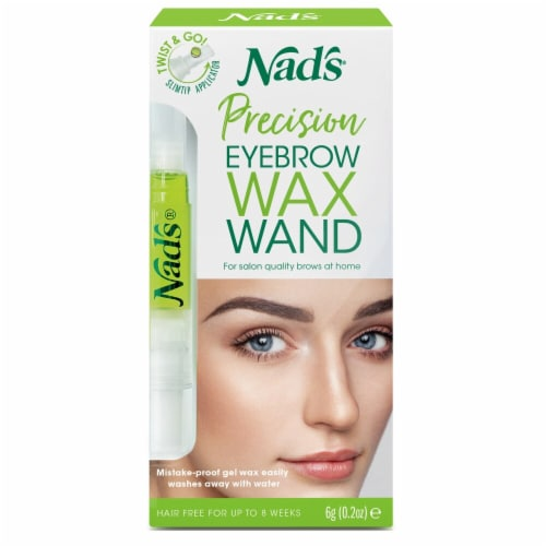 Nad's Facial Wand Eyebrow Shaper Perspective: front