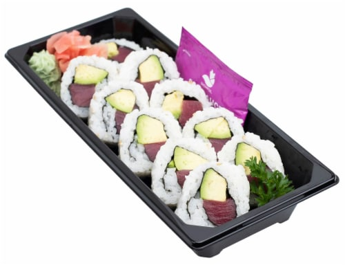 Snowfox Fresh Roll (NOT AVAILABLE BEFORE 11:00 AM DAILY) Perspective: front