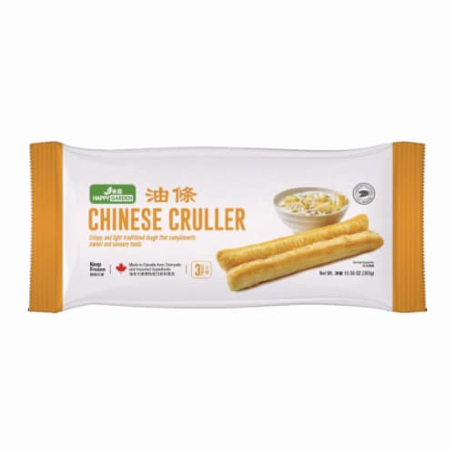 To Wei Happy Garden Chinese Cruller Perspective: front