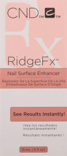 CND™RidgeFix™ Nail Surface Enhancer Perspective: front