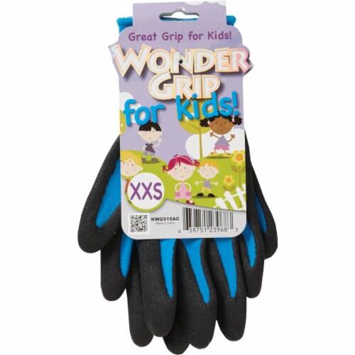 Wonder Grip Kid's Nylon & Spandex Glove KWG515ACXXS Perspective: front