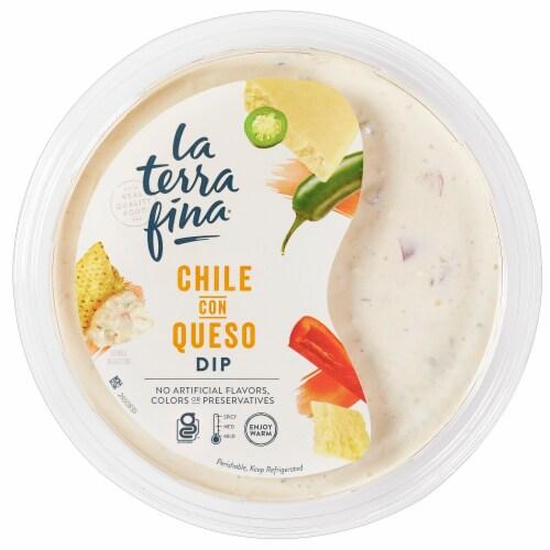 La Terra Fina Chile Con Queso Dip Perspective: front