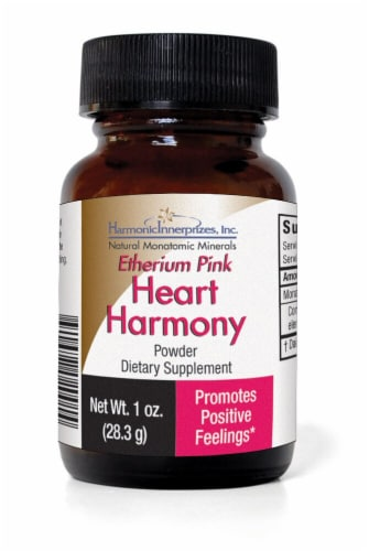 Harmonic Innerprizes  Etherium Pink Powder Perspective: front