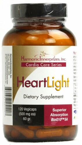 Harmonic Innerprizes HeartLight Perspective: front