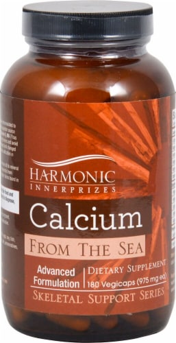 Harmonic Innerprizes  Calcium from the Sea Perspective: front