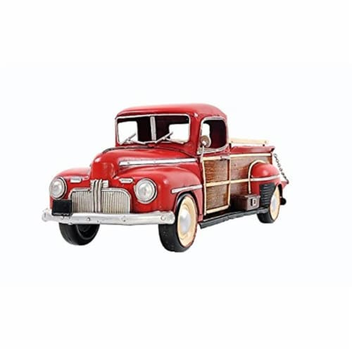 Old Modern Handicrafts AJ029 1942 Fords Pickup 1 isto 12 Model Airplane Perspective: front