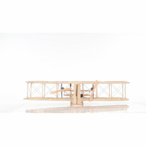 OLD MODERN HANDICRAFTS AJ043 Wright Brothers Airplane Model Plane Perspective: front