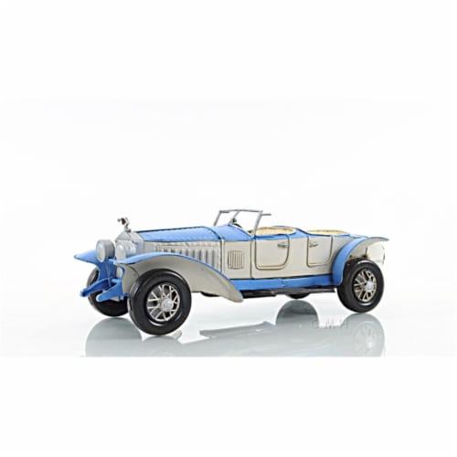 Old Modern Handicrafts AJ051 1928 17EX Sports Rolls Royce Phantom Perspective: front